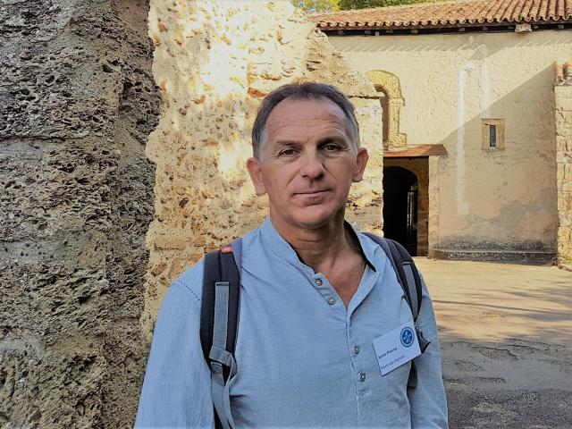 Jean-Pierre Ducasse, greeter