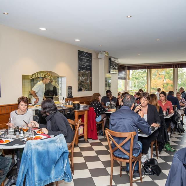 Restaurant Le Divan