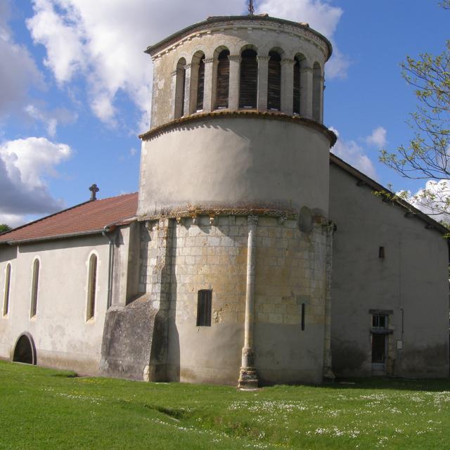 Eglise de Lucbardez
