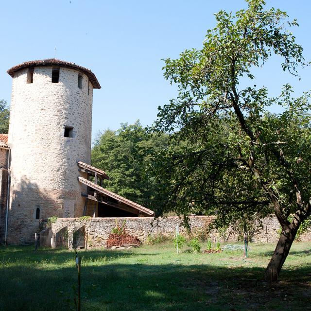 Eglise de Beaussiet à Mazerolles