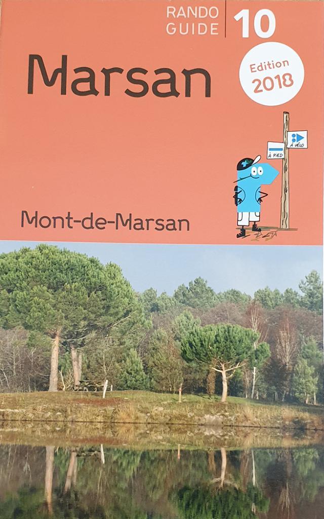 Guide randonnée N°10 Mont de Marsan