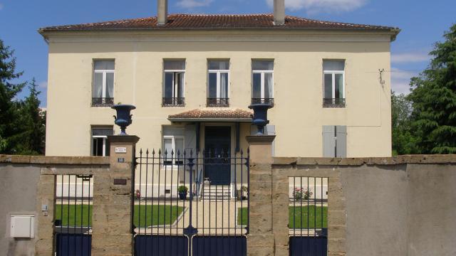 Hôtel particulier 19ème siècle
