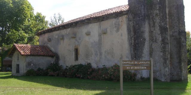 Chapelle de Campet et Lamolère
