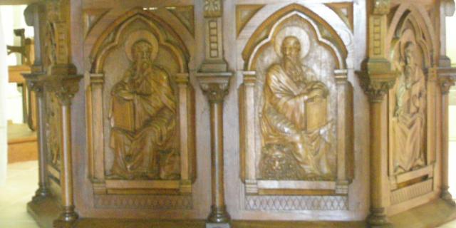 Eglise de Saint Perdon