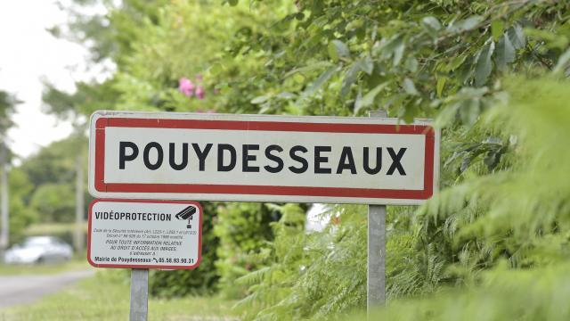 Pouydesseaux