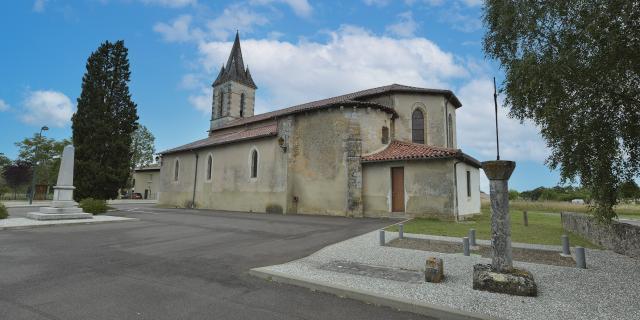 Eglise de Pouydesseaux