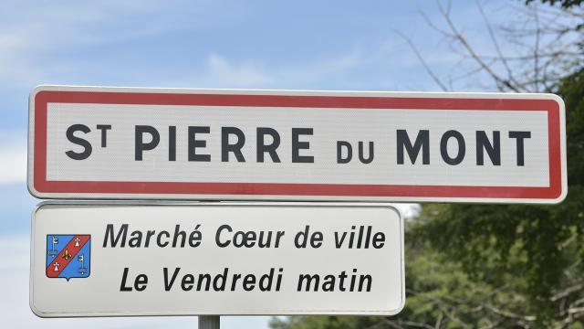 Saint Pierre du Mont