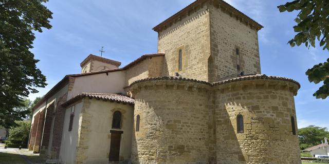 Eglise de Saint Pierre du Mont