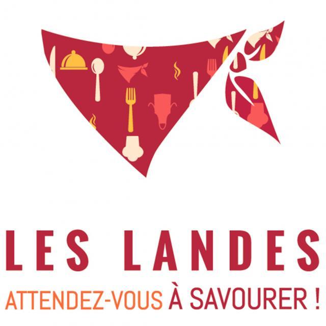Logo Tourisme Gourmand Landes