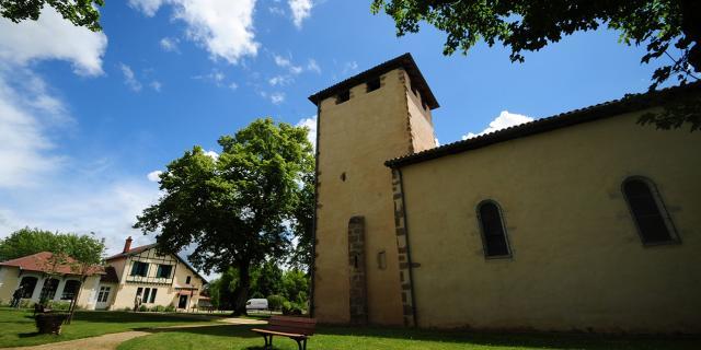 Eglise de Saint-Avit