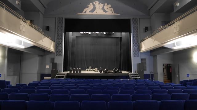 Théâtre Le Molière à Mont de Marsan