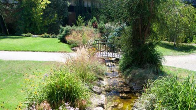 Jardin du Jardin 8 Mai 44