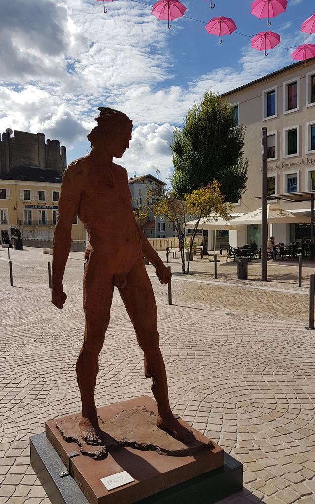 Mont De Marsan Sculptures©office D Etourisme Mont De Marsan Agglo (56)