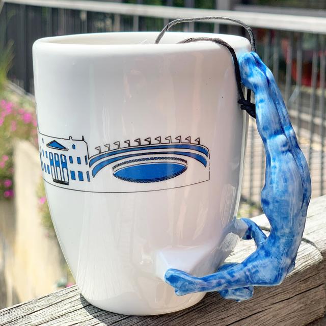 Mug La Plongeuse
