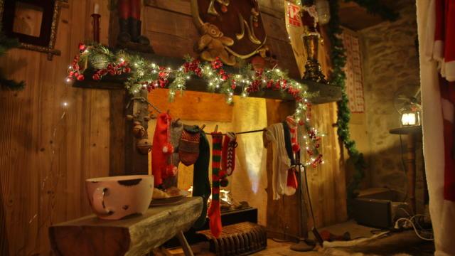 Vivez un après-midi dans le hameau du Père Noël aux Monts de Genève