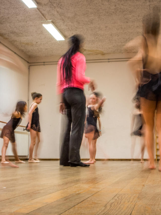 Tanzen, Kulturelle Aktivität in den Monts de Genève