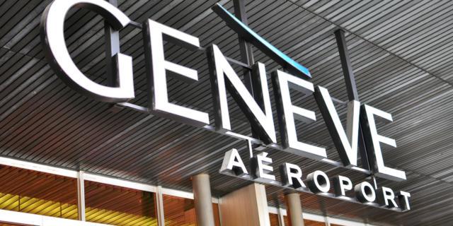 Flughafen von Genf