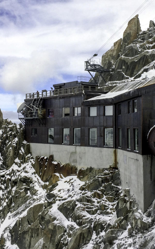 Aiguille du Midi-Chamonix