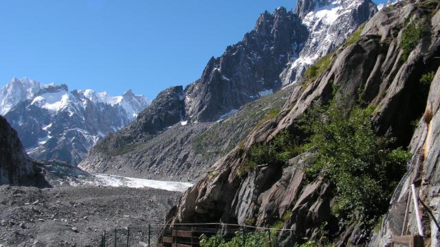 Mer de Glace à Chamonix