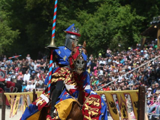 Turnier - Grandes médiévales d'Andilly