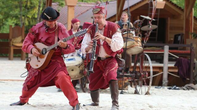 Musique - Grandes médiévales d'Andilly