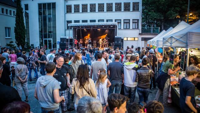 Fête de la musique de Saint-Julien-en-Genevois