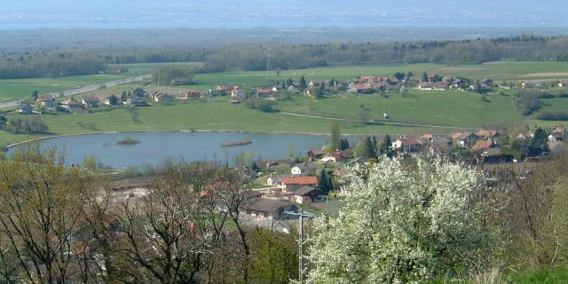 Lac de Machilly