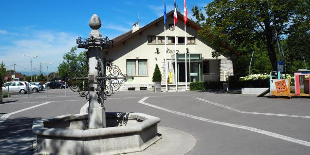 Mairie d'Ambilly