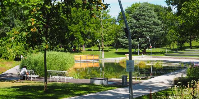 Parc Jean Beauquis, Ambilly
