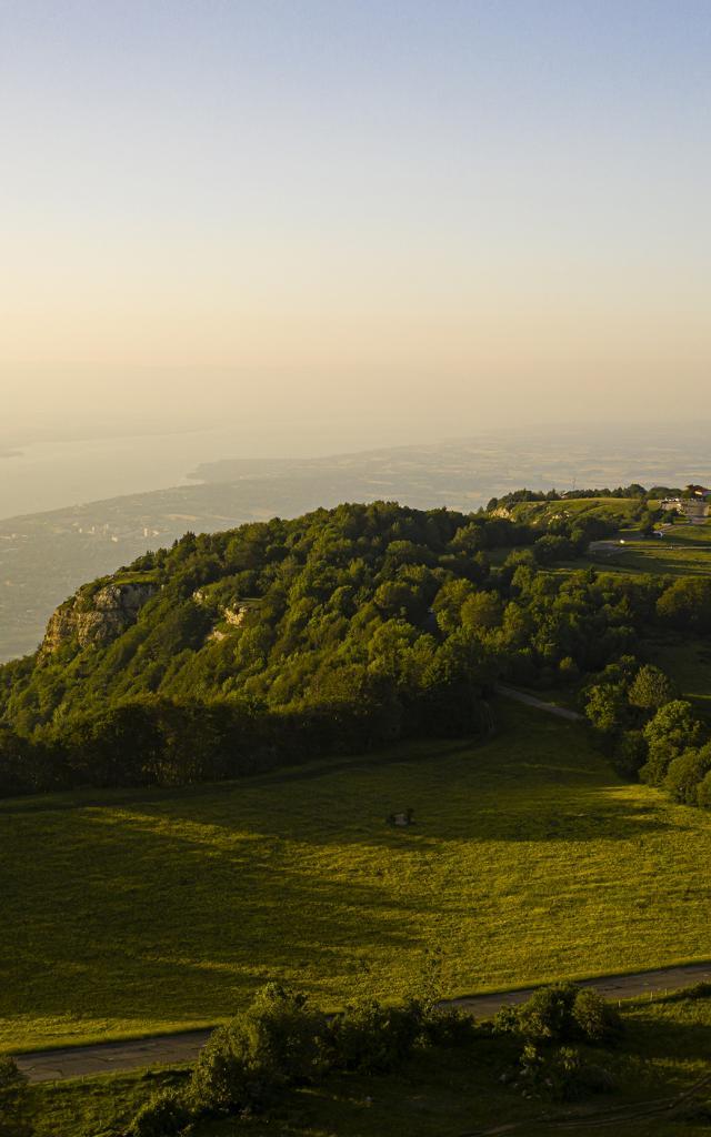 Randonner dans les Monts de Genève