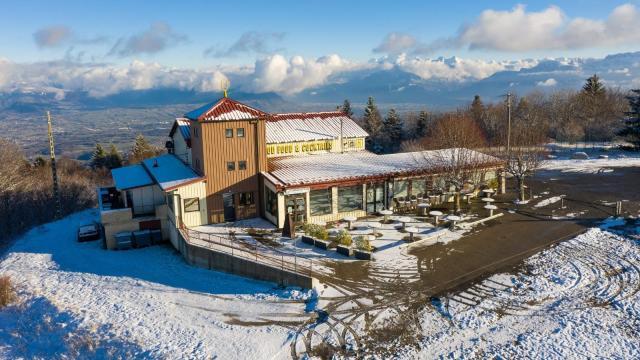 Restaurant L'Observatoire hiver