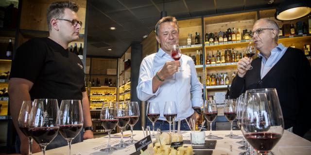 Dégustation - Vins Duvernay