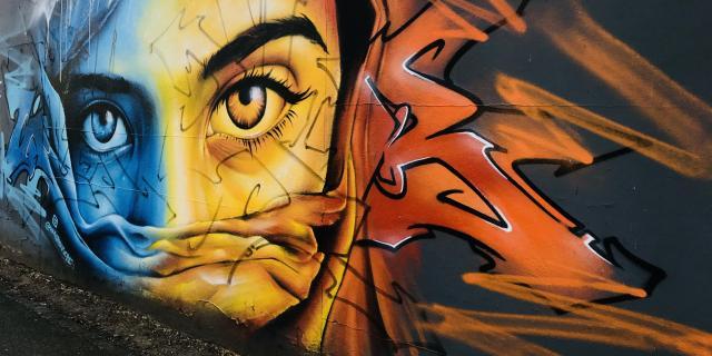 Visite street art à Genève