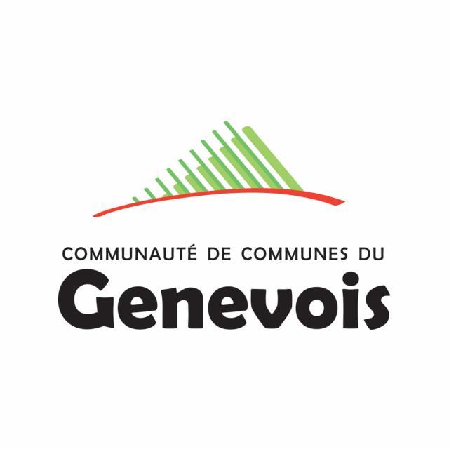 Logo Communauté de communes du Genevois