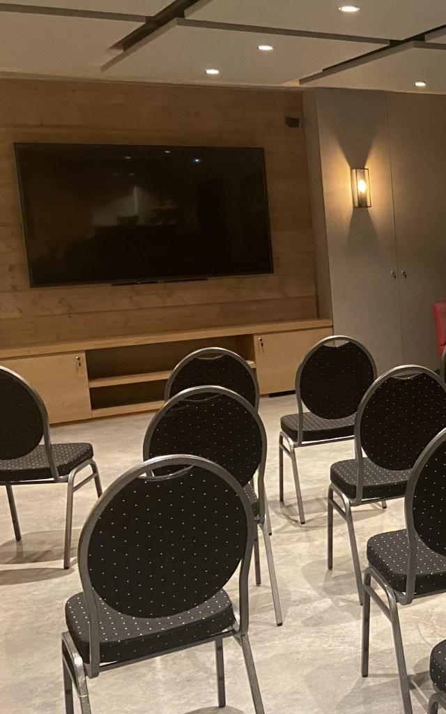 Salle Sous Sol Séminaire Télé