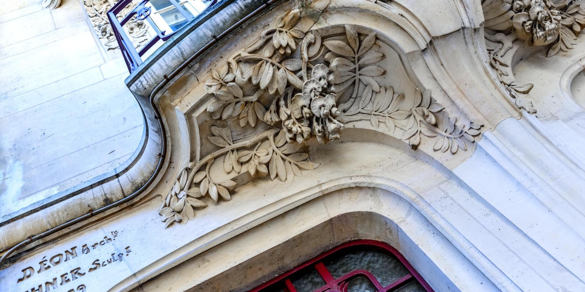 Architecture Maison Style Art Deco