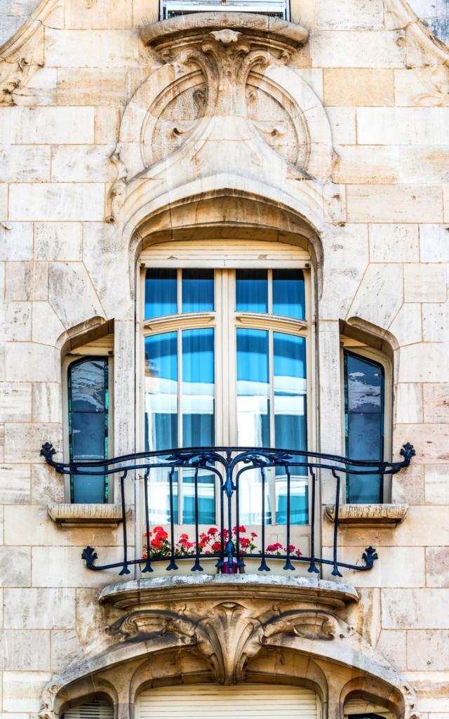 Art Nouveau - Maison Dct P.jacques Avenue Foch