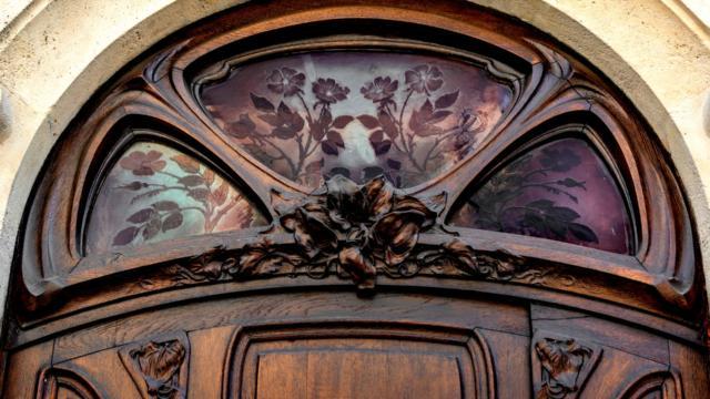 Art Nouveau - Pharmacie Rue Jeanne D'arc Nancy