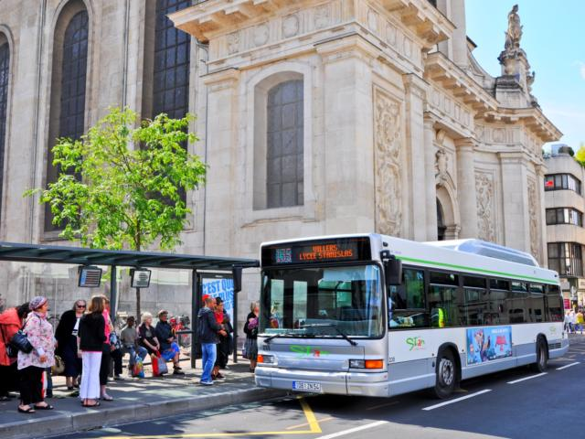 Bus du Grand Nancy
