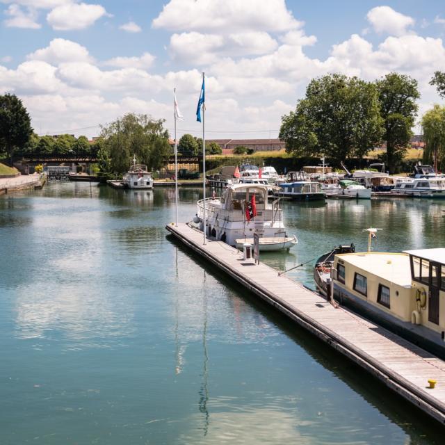 Capitainerie Port De Plaisance ©régine Datin