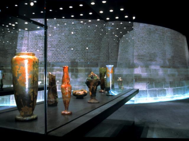 Salle Daum - Musée des Beaux Arts