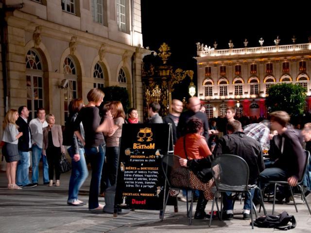 Nuit Place Stanislas