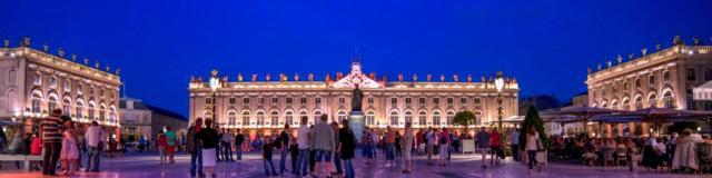 Place Stanislas Hôtel De Ville Nuit Paysage 6671 (hors Séle~1 Regine Datin