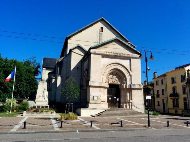 Église de Saint Max