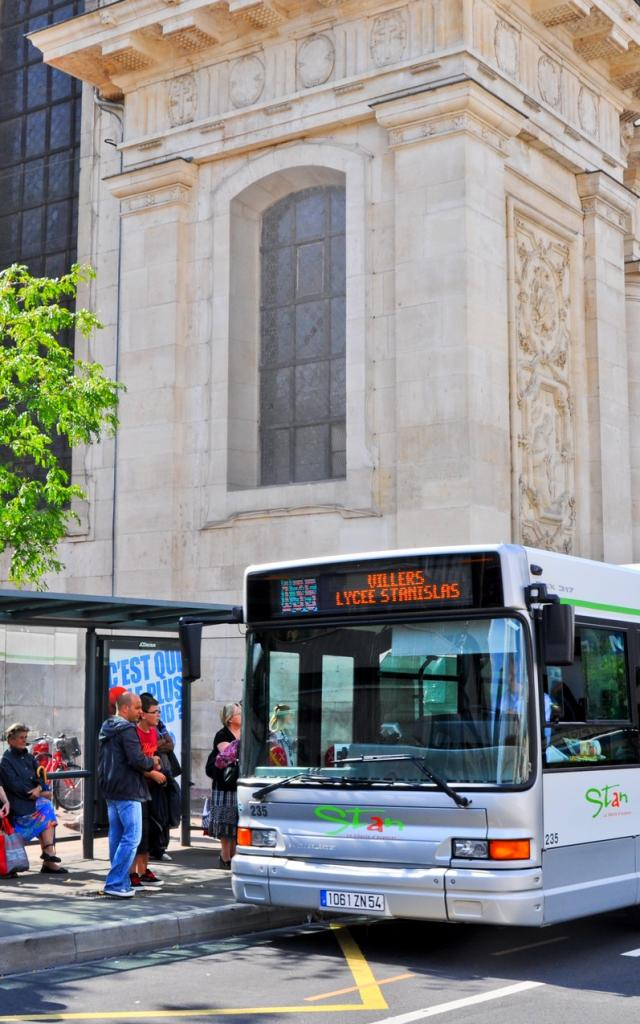 Bus du Grand Nancy