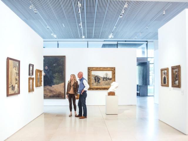 Visites de musées