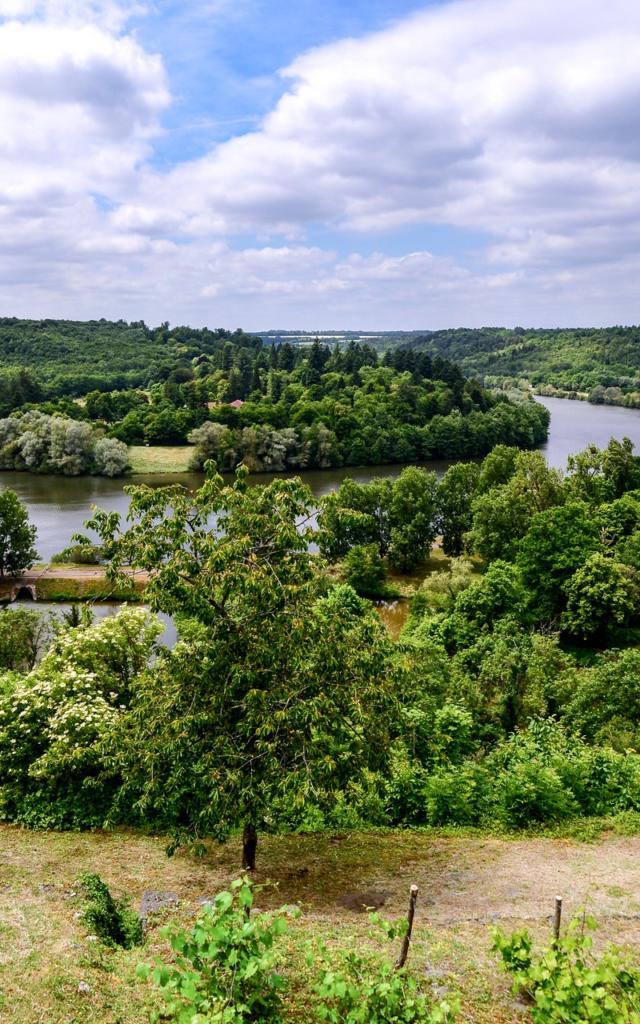 Liverdun - Boucle de la Moselle