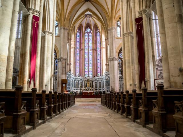 Cathédrale St Etienne - Toul