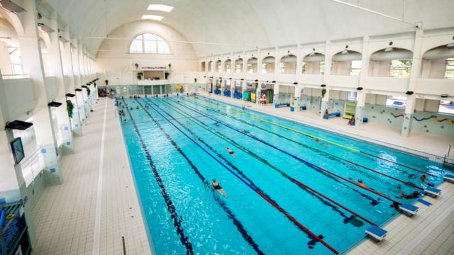Piscine Thermale Olympique