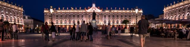 Place Stanislas - Hotel De Ville Nuit